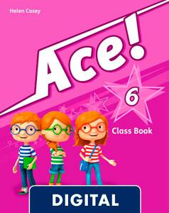 Ace! 6. Class Book (OLB eBook)