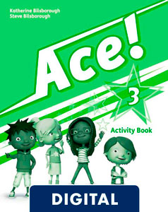 Ace! 3. Activity Book (OLB eBook)