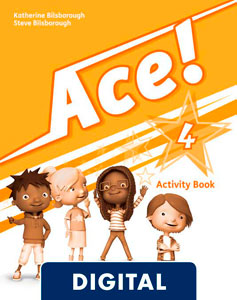 Ace! 4. Activity Book (OLB eBook)
