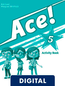 Ace! 5. Activity Book (OLB eBook)