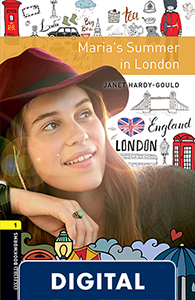 Oxford Bookworms 1. A Summer in London (OLB eBook)
