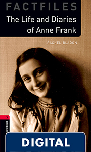 Oxford Bookworms 3. Anne Frank (OLB eBook)