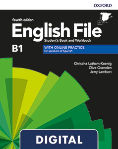 English File 4th Edition B1. Online Practice