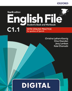 English File 4th Edition C1.1. Online Practice