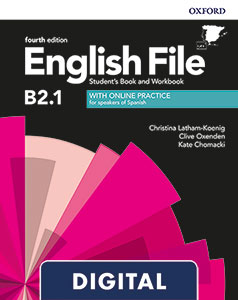 English File 4th Edition B2.1. Online Practice