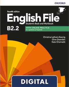 English File 4th Edition B2.2. Online Practice