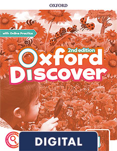 Oxford Discover 2nd Edition 1. Digital Activity Book
