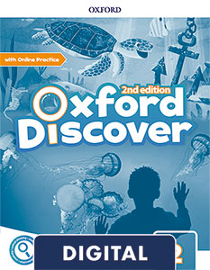 Oxford Discover 2nd Edition 2. Digital Activity Book