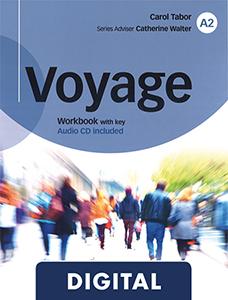 Voyage A2. Digital Workbook (OLB eBook)