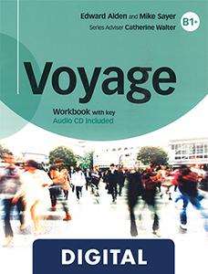 Voyage B1+. Digital Workbook (OLB eBook)