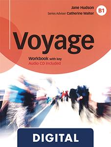 Voyage B1. Digital Workbook (OLB eBook)