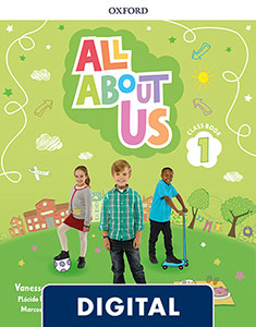 All About Us 1. Digital Class Book