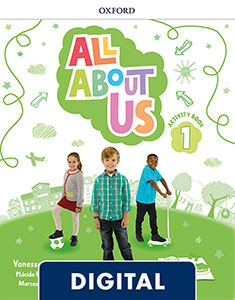 All About Us 1. Digital Activity Book