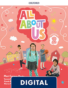 All About Us 2. Digital Class Book