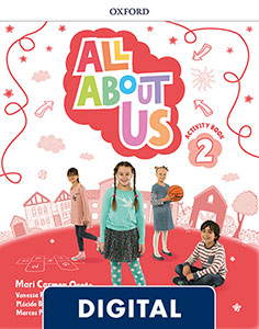 All About Us 2. Digital Activity Book