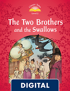 Classic Tales 2. The Two Brothers and the Swallows (OLB eBook)