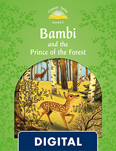 Classic Tales 3. Bambi and the Prince of the Forest (OLB eBook)