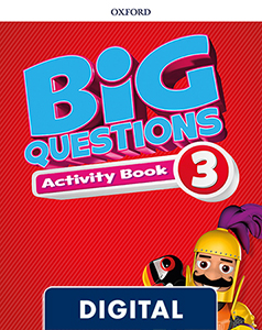 Big Questions 3. Digital Activity Book