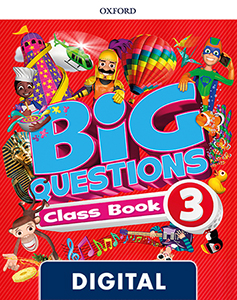 Big Questions 3. Digital Class Book