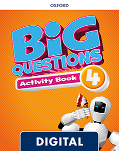 Big Questions 4. Digital Activity Book