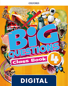 Big Questions 4. Digital Class Book