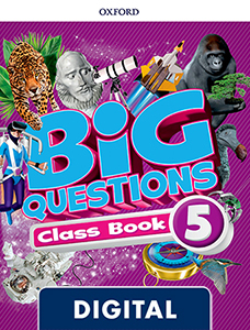 Big Questions 5. Digital Class Book
