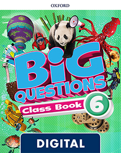 Big Questions 6. Digital Class Book