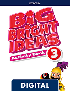 Big Bright Ideas 3. Digital Activity Book
