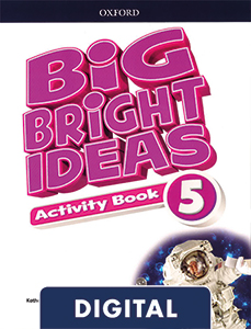 Big Bright Ideas 5. Digital Activity Book