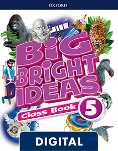 Big Bright Ideas 5. Digital Class Book