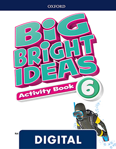 Big Bright Ideas 6. Digital Activity Book