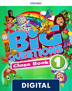 Big Questions 1. Digital Class Book