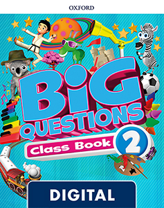 Big Questions 2. Digital Class Book