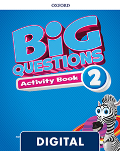 Big Questions 2. Digital Activity Book