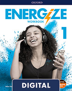Energize 1. Digital Workbook