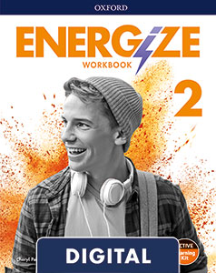Energize 2. Digital Workbook