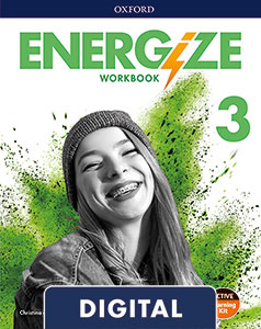 Energize 3. Digital Workbook