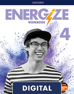 Energize 4. Digital Workbook