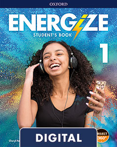 Energize 1. Digital Student's Book