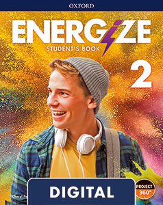 Energize 2. Digital Student's Book