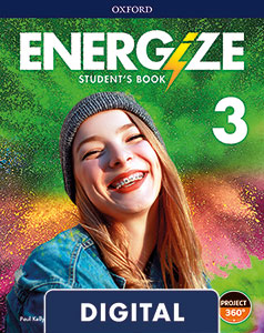 Energize 3. Digital Student's Book