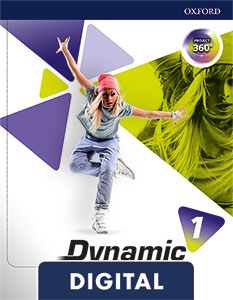 Dynamic 1. Digital Class Book