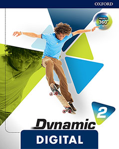 Dynamic 2. Digital Class Book