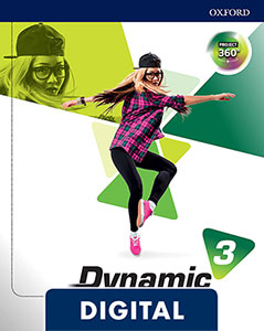 Dynamic 3. Digital Class Book