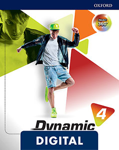 Dynamic 4. Digital Class Book