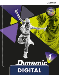 Dynamic 1. Digital Activity Book