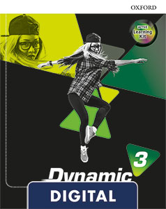 Dynamic 3. Digital Activity Book