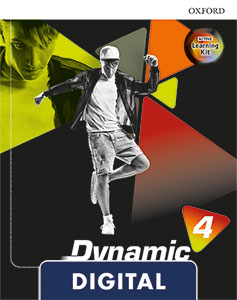 Dynamic 4. Digital Activity Book