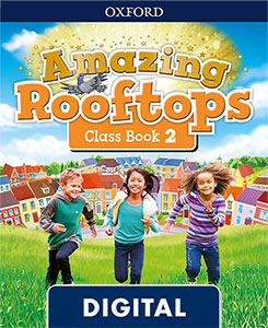 Amazing Rooftops 2. Digital Class Book