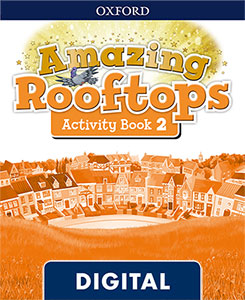Amazing Rooftops 2. Digital Activity Book